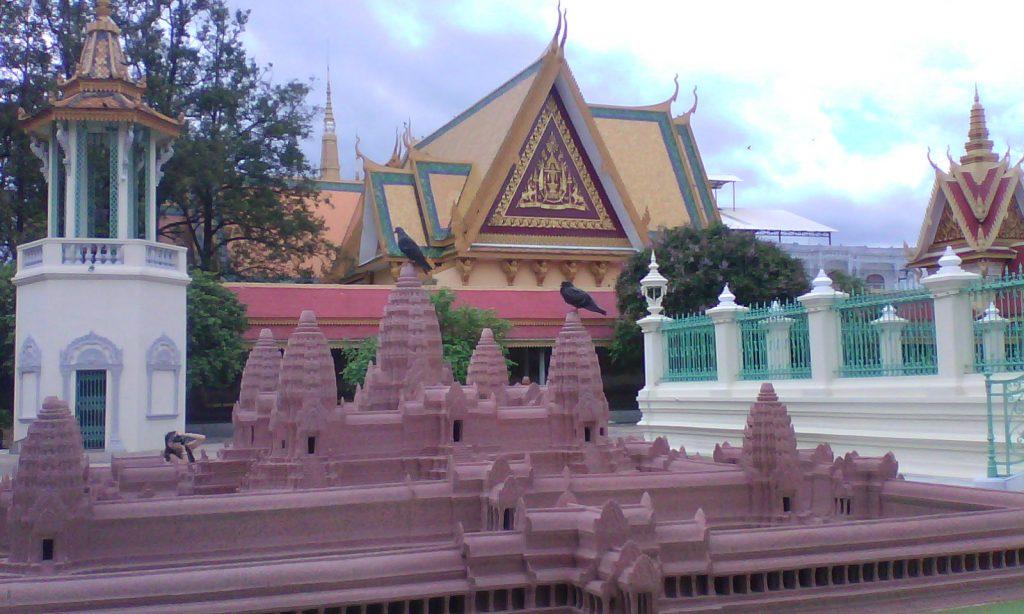 HÀNH TRÌNH ĐI CAMBODIA