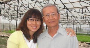 Ngoc Bich Nguyen va Bố